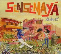"Sensemaya Latin Jazz ""Shake It!"" CD"